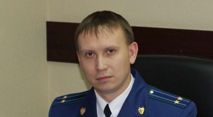 Суд арестовал бывшего зампрокурора Нижегородской области Дмитрия Жиделева