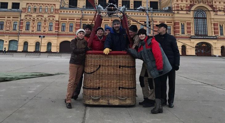 Я билась на мечах и летала на воздушном шаре: Наташа Барбье сняла передачу о Нижнем Новгороде