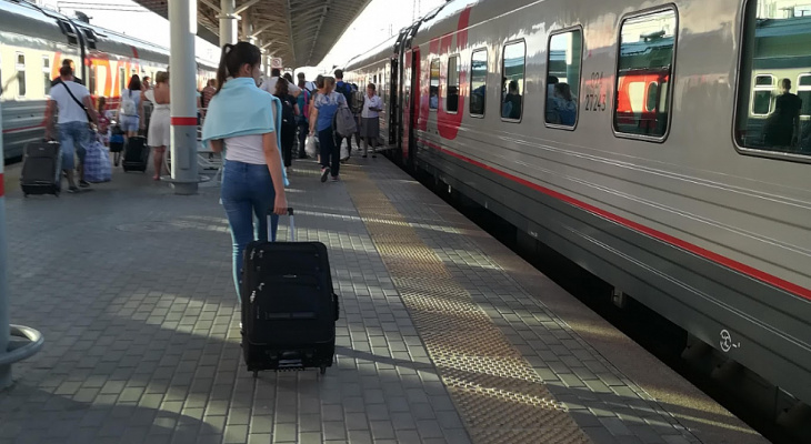 Два дополнительных поезда запустят между Нижним Новгородом и Санкт-Петербургом