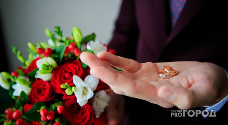 220 нижегородских пар поженятся на пасхальной неделе