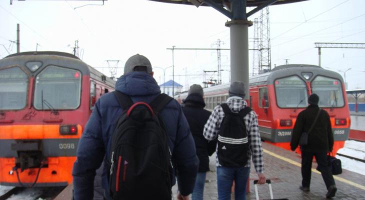 Стало известно расписание новой электрички из Нижнего Новгорода до Дзержинска