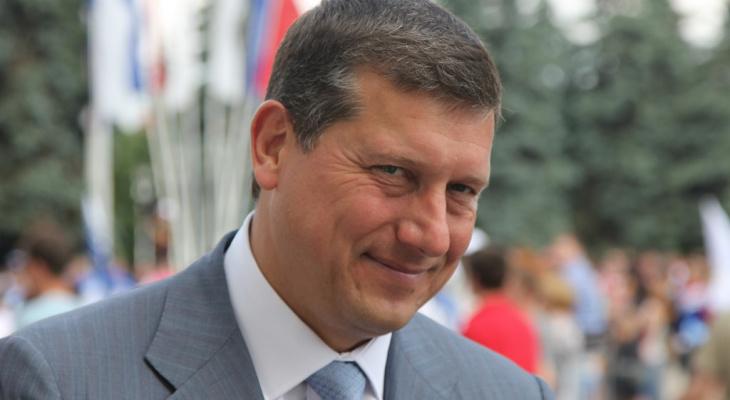 Бывшего мэра Нижнего Сорокина отправили отбывать срок в соседнюю область