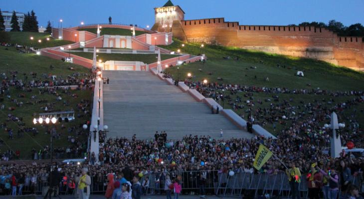 Подробная программа празднования Дня России в Нижнем Новгороде