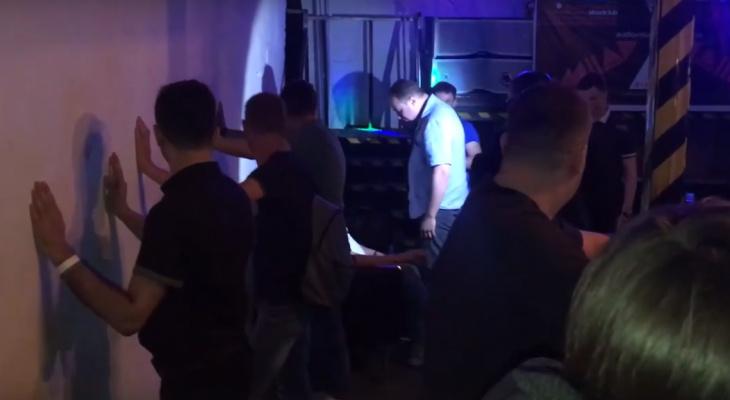 Видео с ночных клубов нижнего новгорода закрытый московский клуб