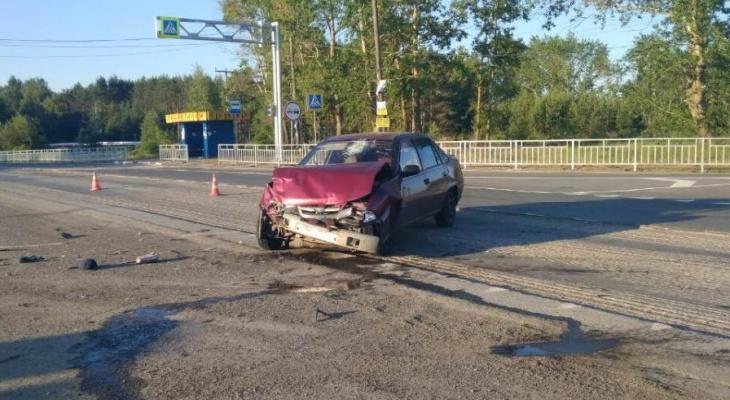 По вине пьяной автоледи пять человек пострадали в аварии в Нижегородской области (ФОТО)