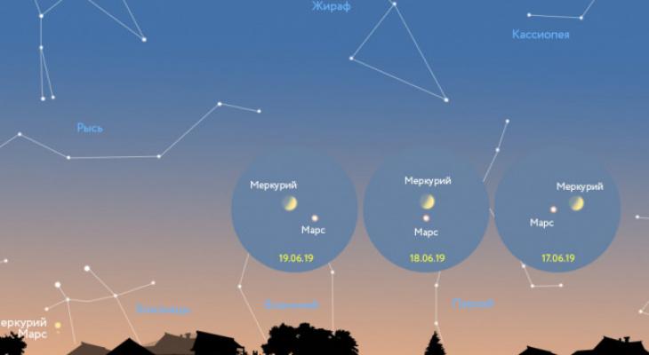 Необычное небесное явление смогут увидеть нижегородцы 18 июня
