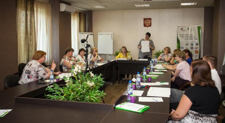 РУМЦ Мининского университета провел профориентационное мероприятие для лиц с инвалидностью и ограниченными возможностями