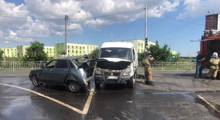 Автобус устроил массовое ДТП в Нижегородской области: есть пострадавшие (ФОТО, ВИДЕО)