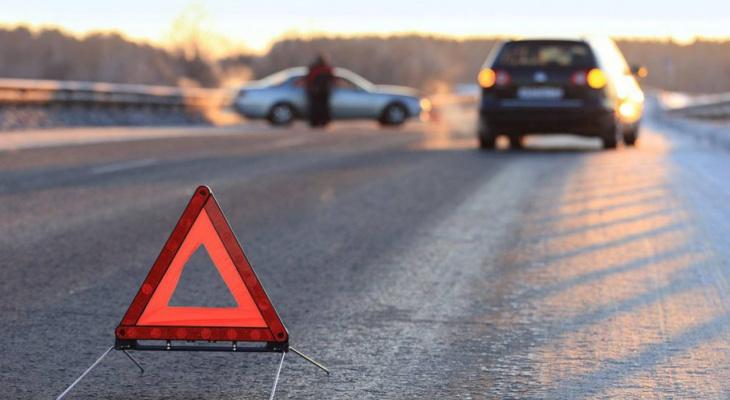 Две женщины погибли в ДТП в Нижегородской области