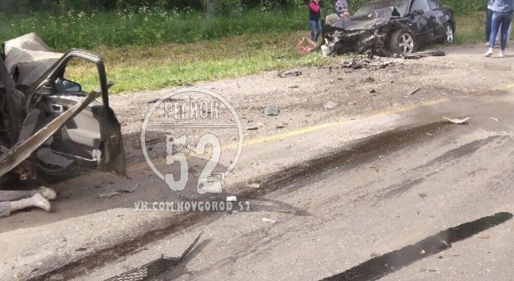 Остаться в живых: четыре человека пострадали в страшной аварии в Богородском районе