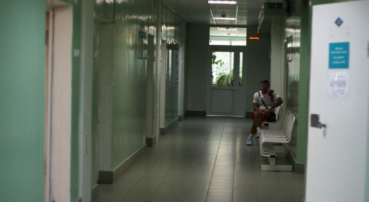 Стало известно, чем чаще всего болеют нижегородские дети