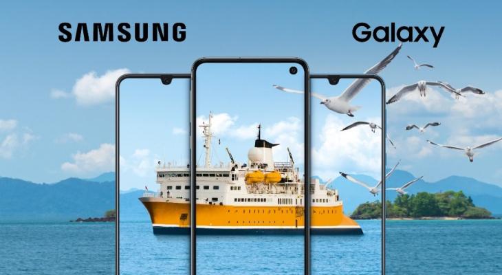 Билайн предложил покупателям смартфоны Samsung Galaxy от 99 рублей в месяц