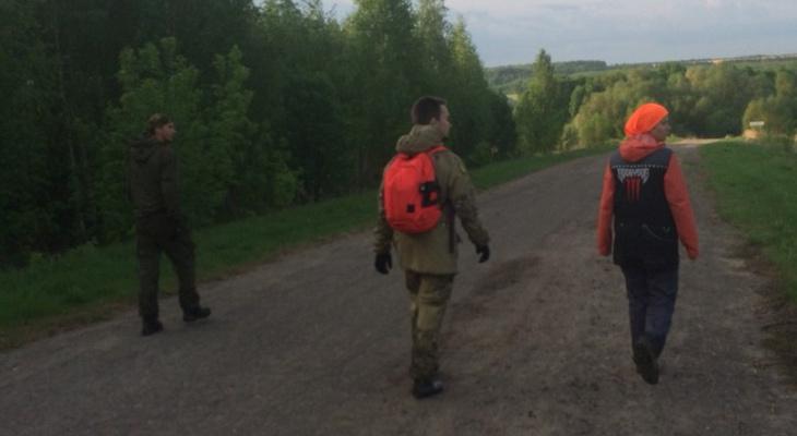 В Нижегородской области пропавших детей начали искать по геолокации смартфона