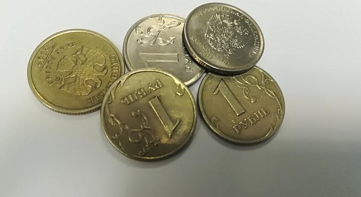 Рублевые монеты, на которые можно жить целый месяц