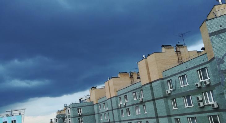 Ливни, грозы, град и шквалистый ветер ожидаются в Нижегородской области 22 и 23 августа