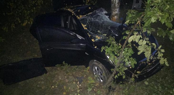 Один человек погиб и двое пострадали в ДТП в Княгининском районе