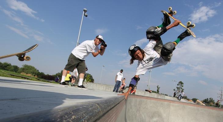 Первый в истории Чемпионат Европы по скейтбордингу состоится в октябре в Нижнем Новгороде
