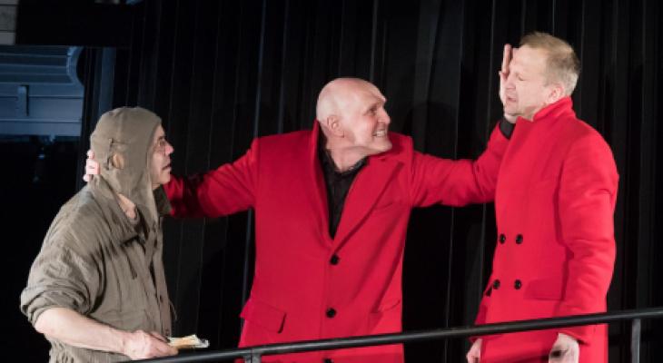 Театр Сатирикон приезжает вНижний Новгород спремьерой спектакля «Дон Жуан»
