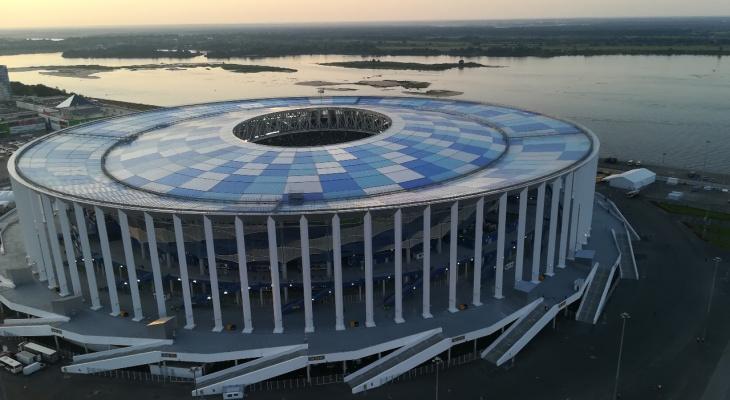 Движение транспорта у стадиона «Нижний Новгород» прекратится 10 октября