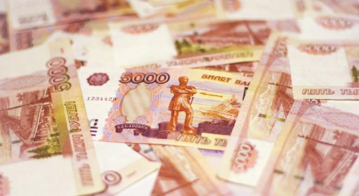 Туалет за 1,5 миллиона рублей арендовали для форума в Нижнем Новгороде
