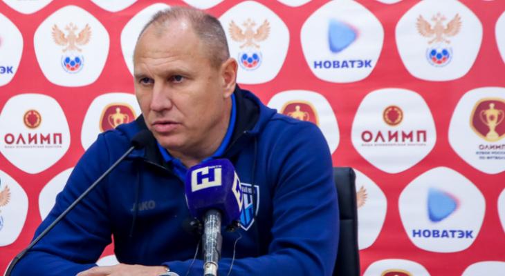 Дмитрий Черышев покидает пост главного тренера ФК «Нижний Новгород»