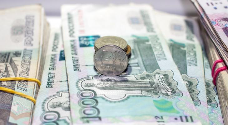 Доходы бюджета Нижнего Новгорода сократились почти на 40 миллионов