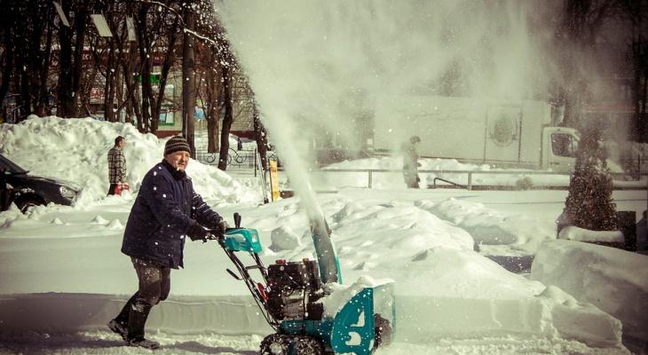 Нижегородцы снова могут пожаловаться на снег