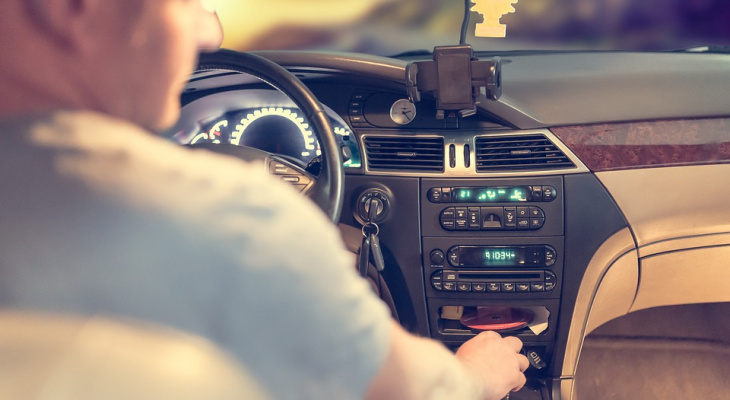 37-летний рецидивист напал на таксиста в Нижегородской области
