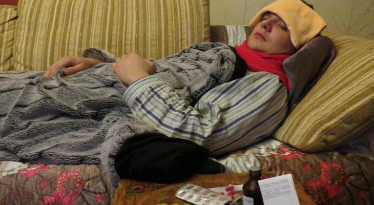 Вспышка внебольничной пневмонии отмечена в Нижегородской области