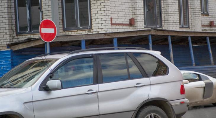 Движение перекрыли на улице Ломоносова в Нижнем Новгороде до 20 декабря
