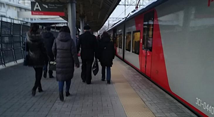 Альтернативных маршрутов нет: РЖД отменяет скоростные поезда между Нижним Новгородом и Москвой