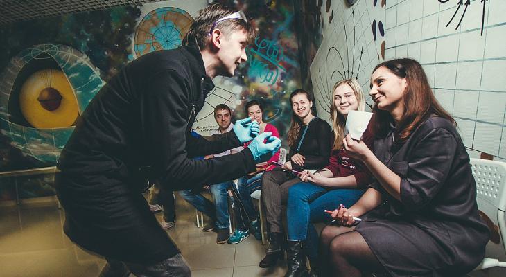 Химия настроения: как нижегородским студентам поднять настроение во время сессии