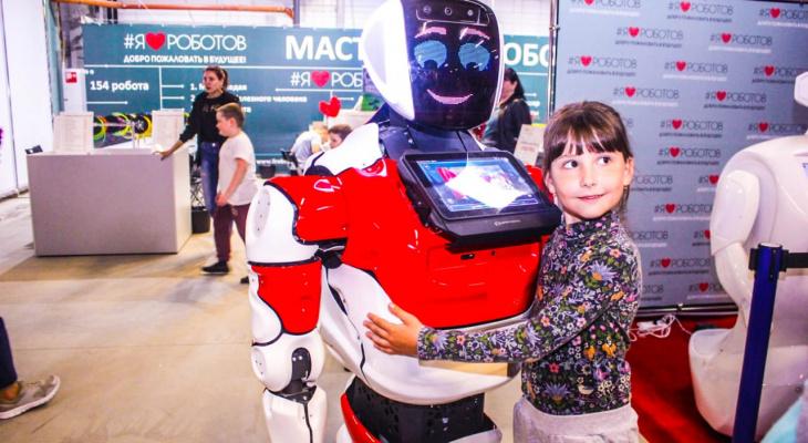 В Нижнем дети могут бесплатно увидеть нашествие роботов-трансформеров