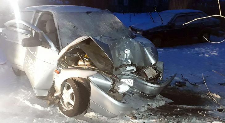 Три человека погибли и один пострадал в аварии в Ардатовском районе