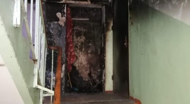 «Поссорился схозяевами»: мужчина поджег квартиру с людьми вСормовском районе
