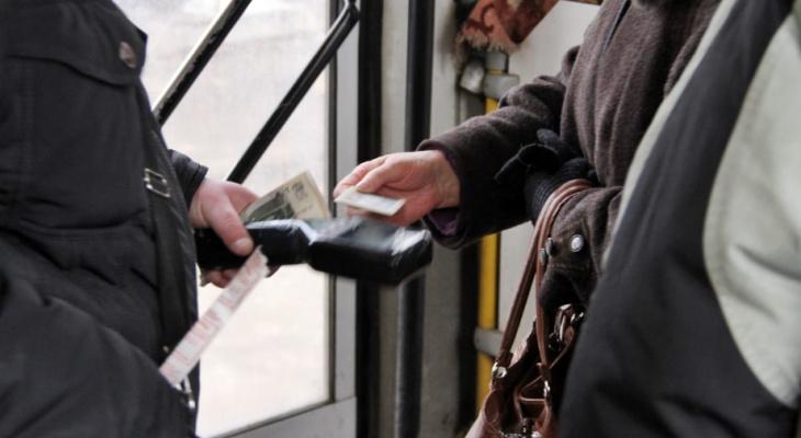 С банковских карт нижегородцев спишут деньги за неоплаченные поездки