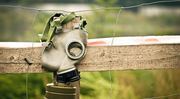 В воздухе двух районов Нижнего Новгорода превышена концентрация формальдегида