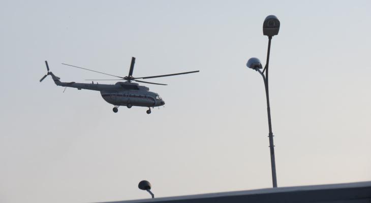 Директор нижегородских ЧОПов Максим Ларин пошел под суд за съемку вертолета бывшего замгубернатора