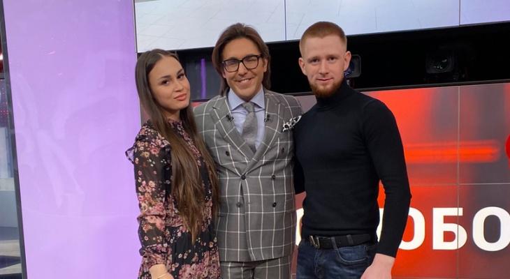 Не ожидал такого ажиотажа: нижегородская пара после предложения в кинотеатре отправилась на шоу к Малахову (ВИДЕО)