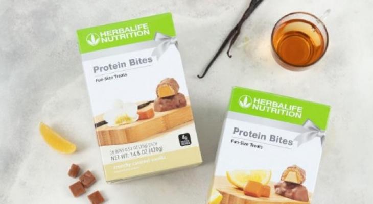 Протеиновые мини-батончики Herbalife Nutrition