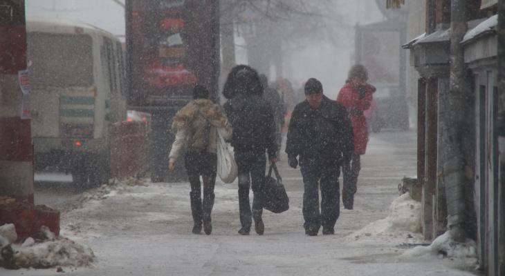 МЧС: сильный ветер ожидается в Нижегородской области 17 февраля