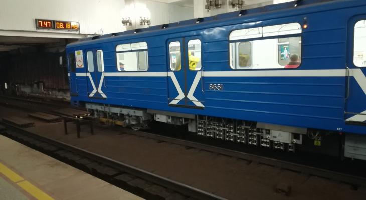 Нижегородский метрополитен увеличивает интервалы между поездами из-за карантина