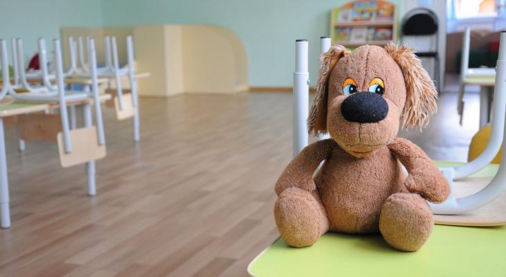 Детские сады открылись в шести районах Нижегородской области