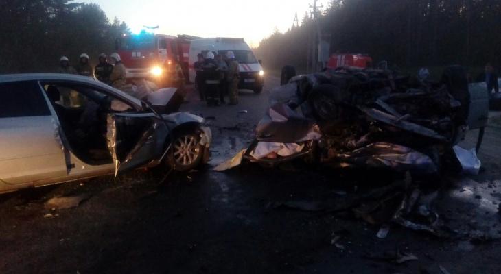 Подробности смертельной аварии в Балахнинском районе: число погибших увеличилось