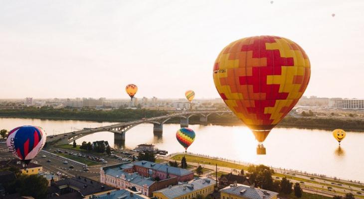 «Приволжская фиеста» пройдет в Нижнем Новгороде в августе