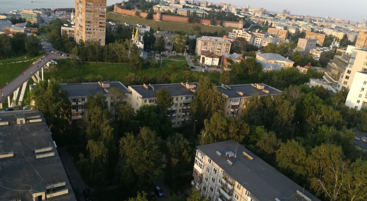 Нижний Новгород вошел в десятку самых безопасных городов России