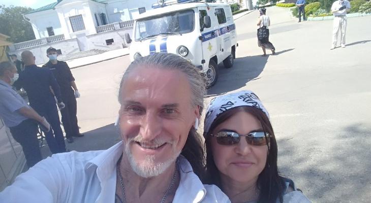 «Изолировано отРоссии»: Никиту Джигурду задержали занезаконное проникновение вДивеево