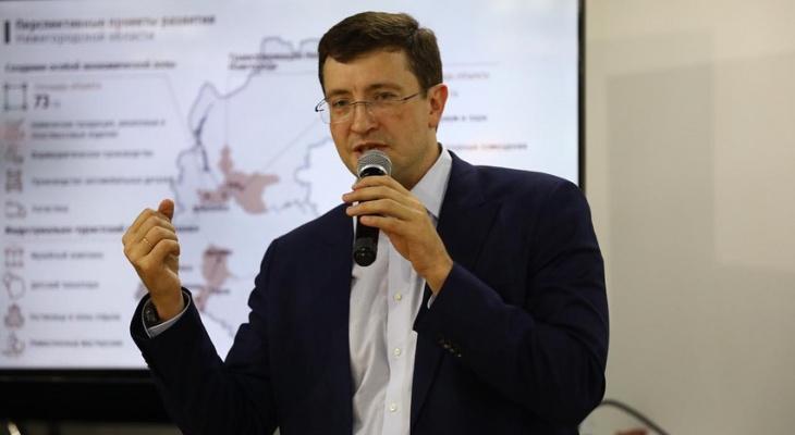 «Прогнозы оптимистичные»: Никитин рассказал оперспективах второго этапа снятия ограничений