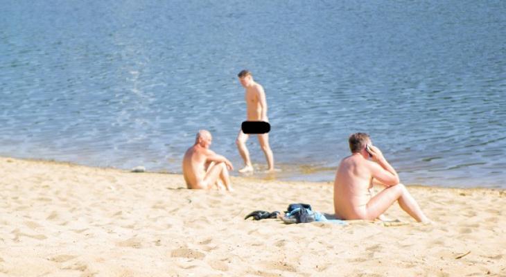 «Если не видно»: где можно встретить нудистов в Нижнем Новгороде