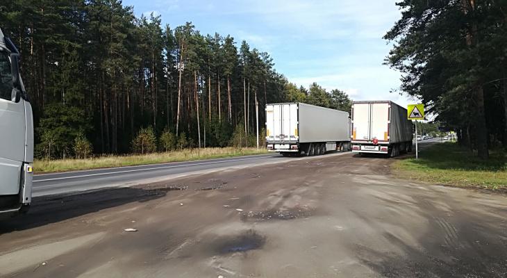 55-летний нижегородец скончался в кабине грузовика по дороге в Челябинскую область